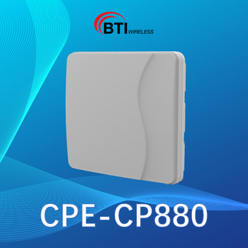 BTI Wireless B48 CPE – CP880 achieved OnGo certification